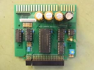 PCエンジンJAMMA接続キット「羽生構想」の取り扱いを開始致します!