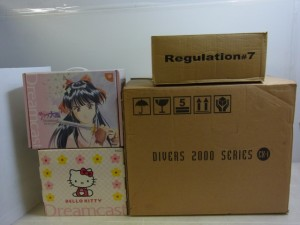 未使用ドリームキャスト CX-1 Regulation#7 入荷!!!