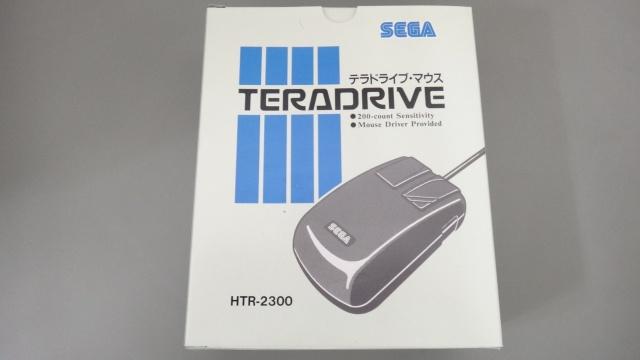 テラドライブ専用マウス入荷しま...
