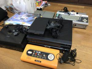 【出張買取】レーザーアクティブ他様々なゲーム機を長野県松本市のお客様よりお譲りいただきました