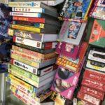 【出張買取】FM-7ソフト多数を長野県上田市のお客様よりお譲り頂きました