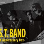 『S.S.T.BAND -30th Anniversary Box-』の先行予約を開始します!