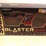 【宅配買取】Creative Sound Blaster ZxR を兵庫県神戸市のお客様よりお譲りいただきました