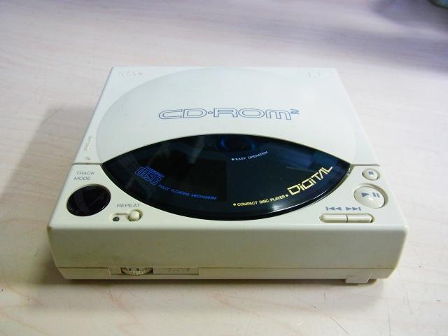 PCエンジンCD-ROM2修理
