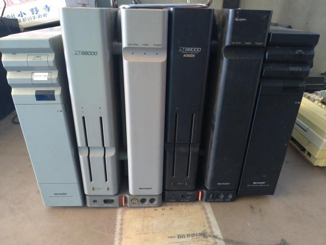 X68000とACE HD