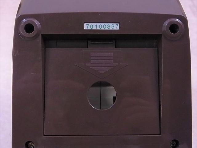 ゲーム&ウォッチ テーブルトップ ドンキーコングジュニア 電池ケース