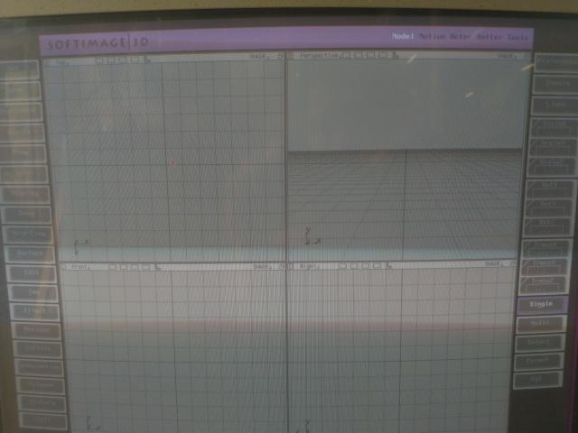 イメージ3D 作業画面