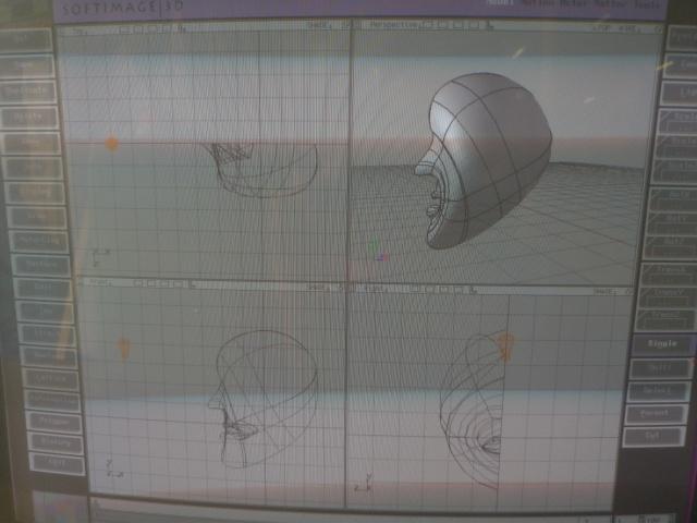 イメージ3D 作業動画