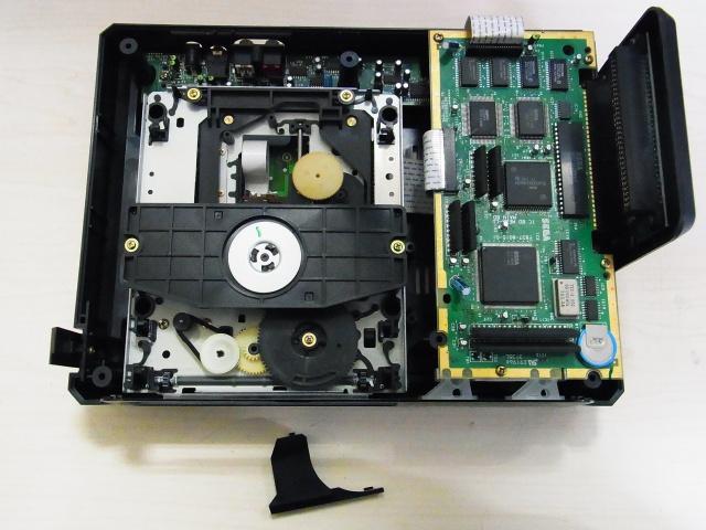 メガCDの修理ブログ