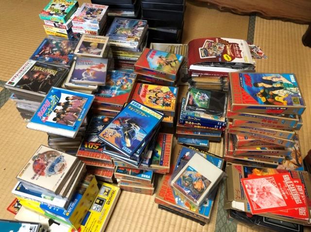 広島県でマークⅢ、マスターシステム、ファミコン、ディスクシステム等の大量買取