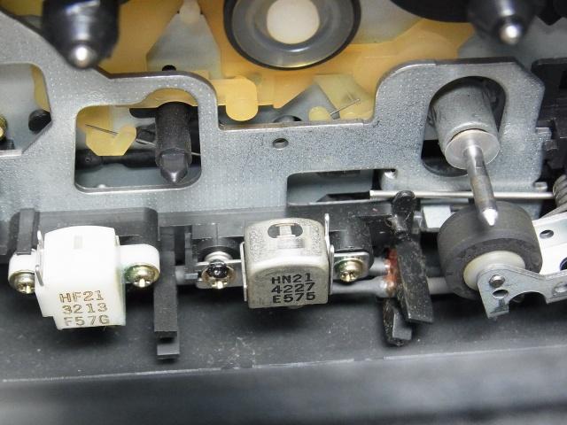 X1用データレコーダCZ-8RL1修理ブログ