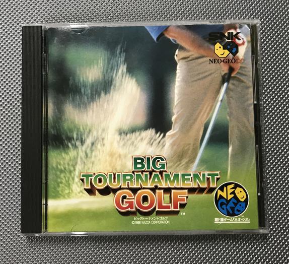 新潟県三条市よりお譲りいただいたビッグトーナメントゴルフ