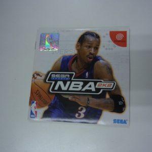 NBA2K2パッケージ