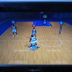 NBA2K2ゲーム画面