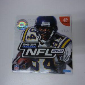 NFL2K2パッケージ