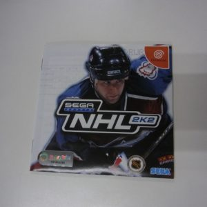 NHL2K2パッケージ