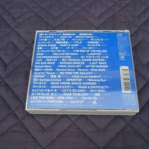 セガコンvol.1のパッケージ裏面です