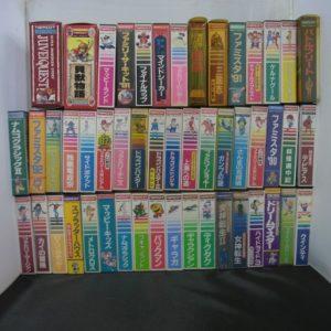ナムコのハードケースコレクション画像です