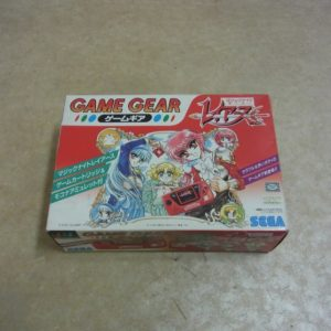 ゲームギアレイアースモデルの写真です