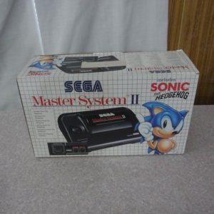 マスターシステム2のパッケージ写真です