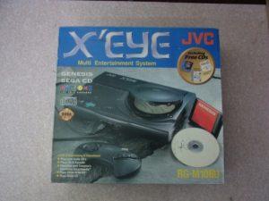 X-EYEのパッケージ写真です