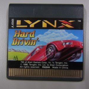 ハードドライビンのソフト写真です
